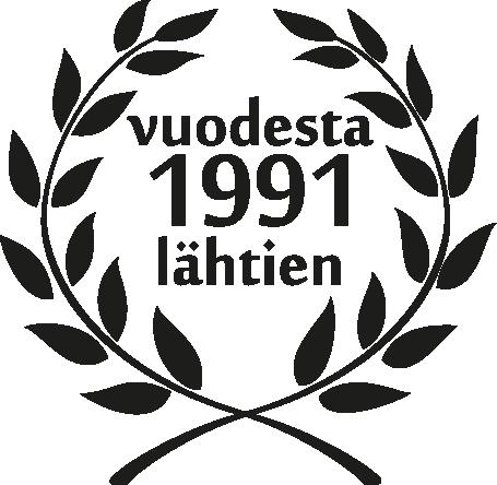 Vuodesta 1991 lähtien